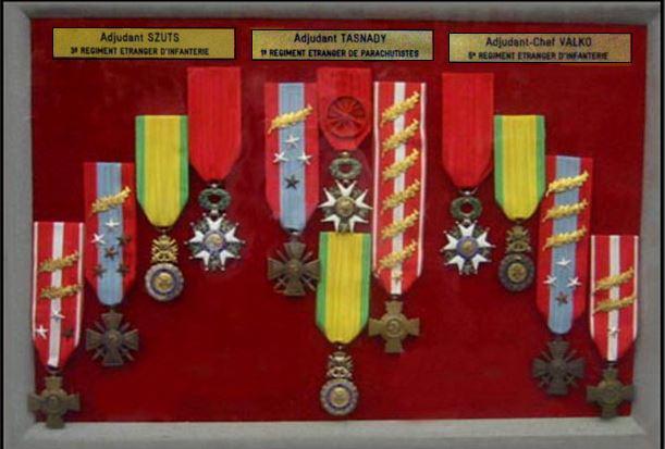 1er Régiment Etranger de Parachutistes 5610