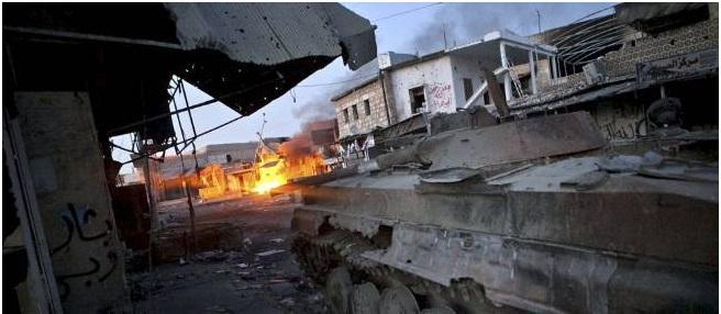 Syrie : et si on livrait des armes à al-Qaida ?  Sans_t10