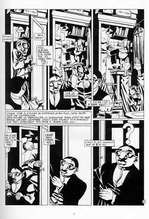 [BD] Marc-Antoine Mathieu - Page 2 Placar10