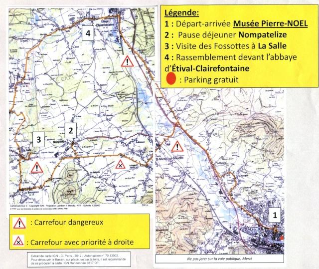 Les Journées Nationales de l'Archéologie 2013 dans la vallée de la Meurthe...  Flyer_13