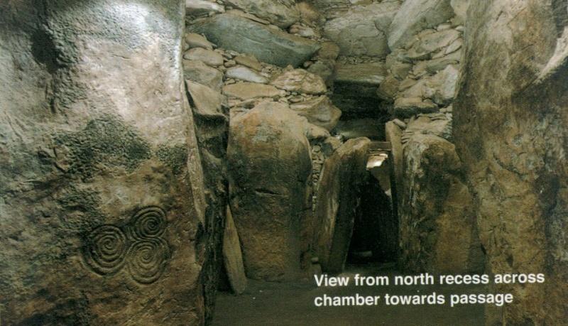 "La nécropole de ""Newgrange"" en Irlande... Tumuli14"
