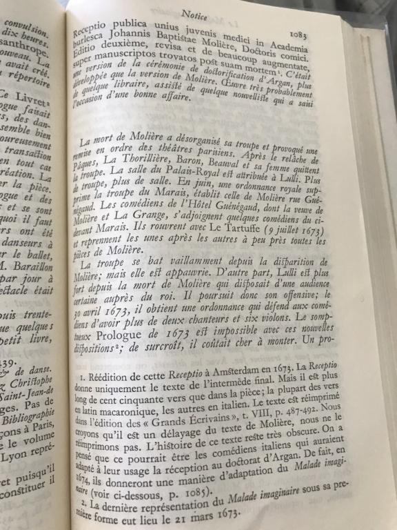 1re : Le malade imaginaire + parcours - Page 6 1b39d010