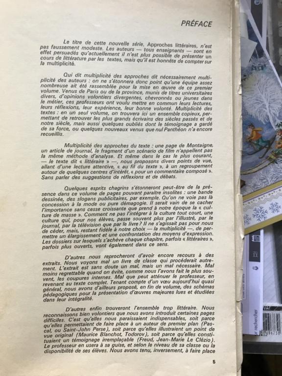 [Lettres] Fuite sur les œuvres possibles au programme de Première  - Page 3 47cea310
