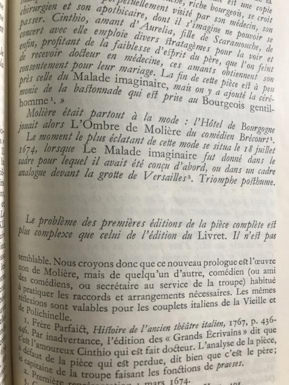 1re : Le malade imaginaire + parcours - Page 6 Ef384110