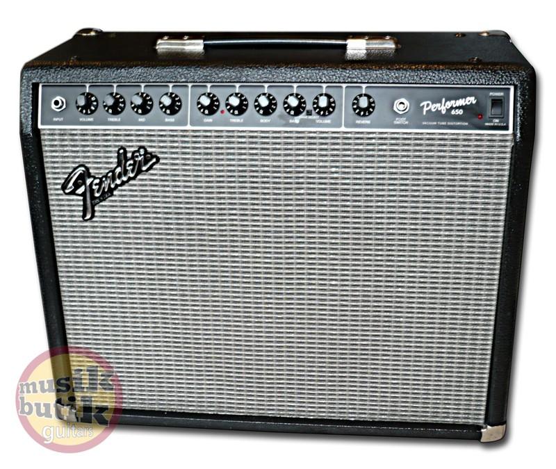 fender performer 650 Fender10