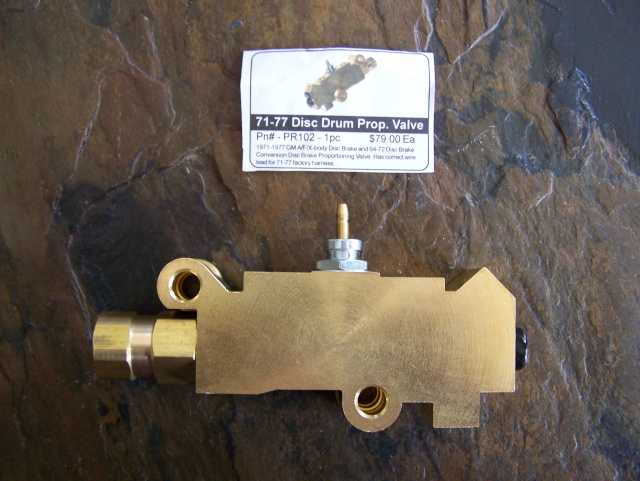 Proportioning valve questions Propva10