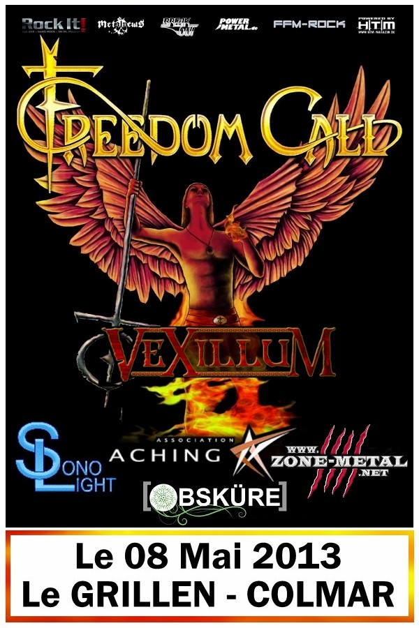 FREEDOM CALL & VEXILLUM 08 Mai 2013 Colmar Frcal210