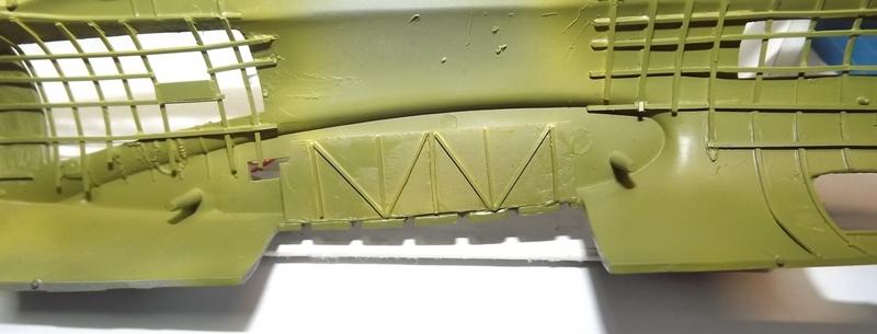 transformation B-17G monogram  en B-17 F 2_eme_10
