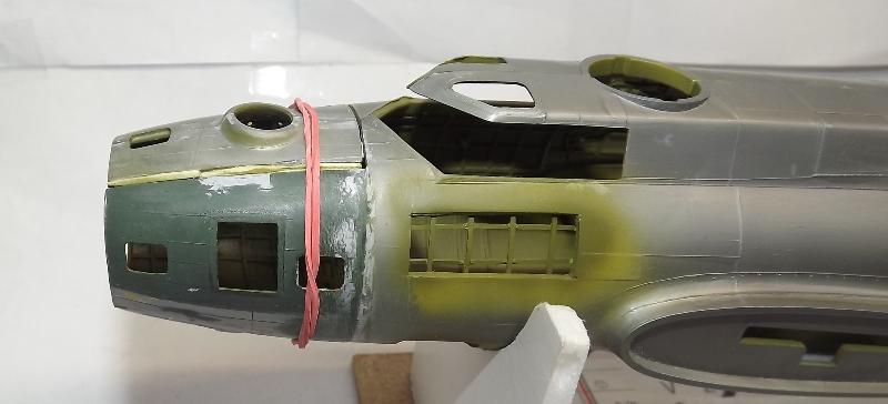 transformation B-17G monogram  en B-17 F 2_eme_13