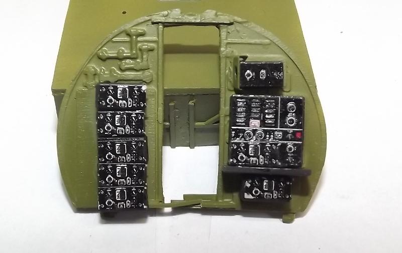 transformation B-17G monogram  en B-17 F 2_eme_16