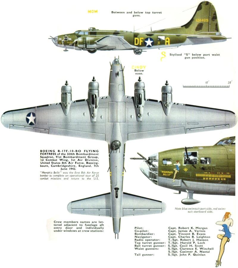 transformation B-17G monogram  en B-17 F 3_2210