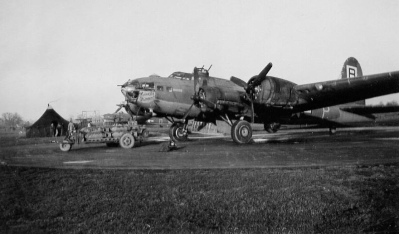 transformation B-17G monogram  en B-17 F 42608011