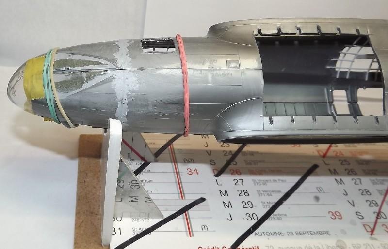 transformation B-17G monogram  en B-17 F Amanag10