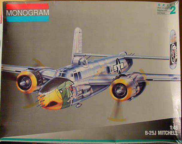B-25 j monogram 1/48 B_25j_10