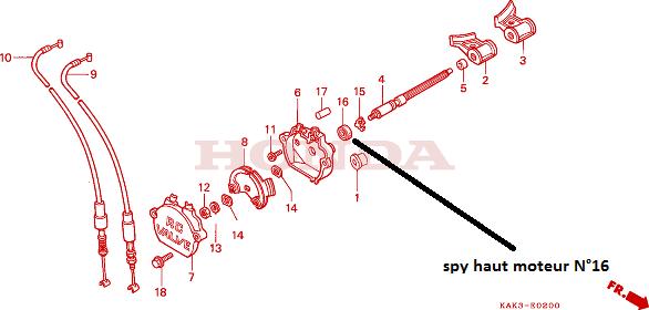 Roulements et joints spys Valve_10