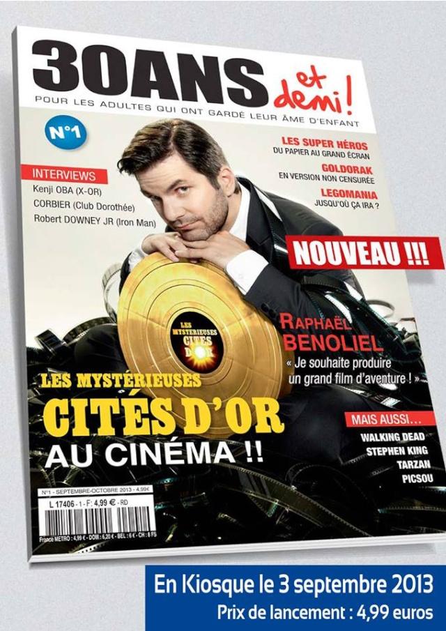 Info 30 ANS ET DEMI nouveau magazine 12343810