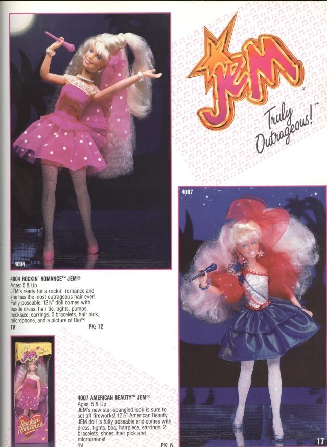 Jem et les Hologrammes (HASBRO) 1986 - 1987 17jem10