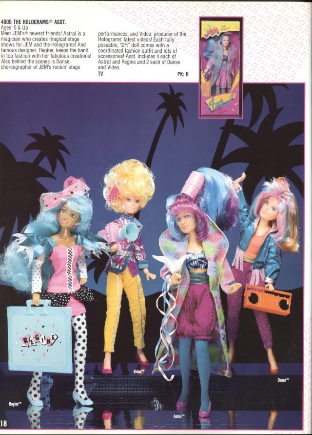 Jem et les Hologrammes (HASBRO) 1986 - 1987 18jem10