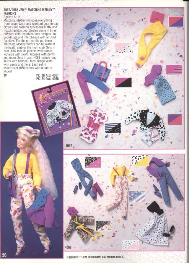 Jem et les Hologrammes (HASBRO) 1986 - 1987 20jem10