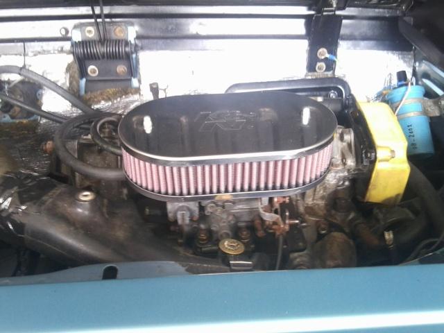 Ford Escort MK4 1.3 CL 1988 - 100% E85 Photo010