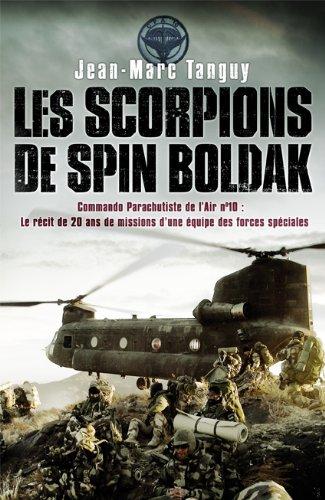 Les Scorpions de Spin Boldak 51hcat13
