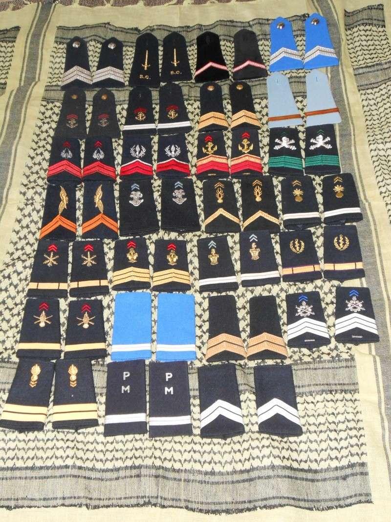 Xave: Ma collection d'épaulettes Dscn0312