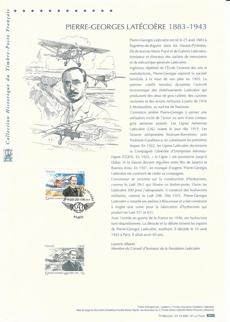 Philatélie et aviation - Page 2 Lateco10