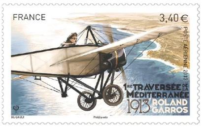 Philatélie et aviation - Page 2 Timbre10
