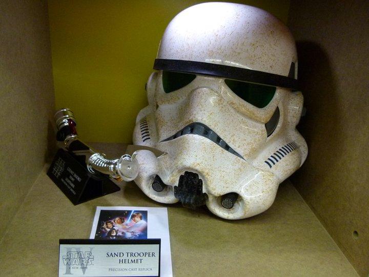 Efx : SandTrooper Helmet Precision Cast Replica 18073910
