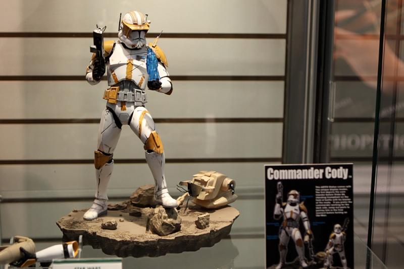 Kotobukiya - Commandant Cody Artfx Statue Tf201110