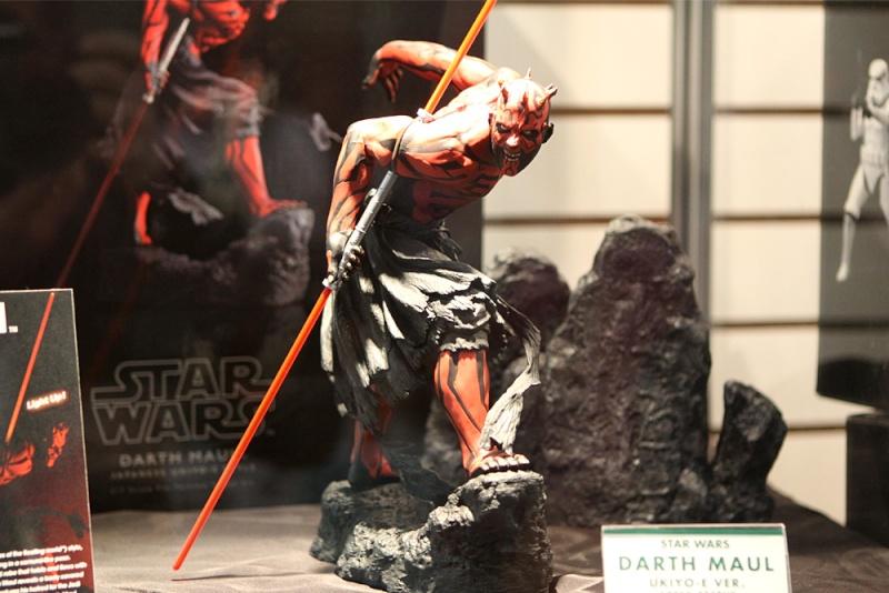 Kotobukiya - Darth Maul - Exclusive Reveal - Page 2 Tf201112