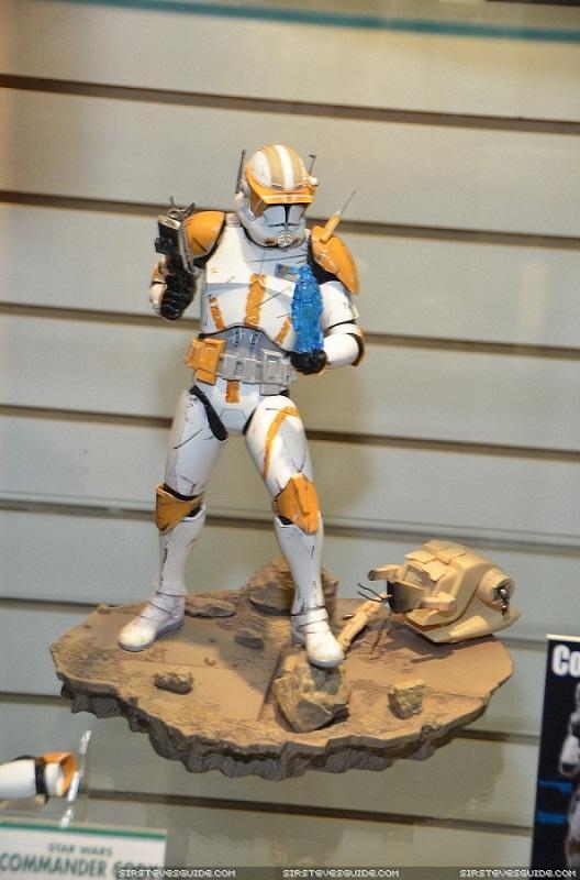 Kotobukiya - Commandant Cody Artfx Statue Toy_1510