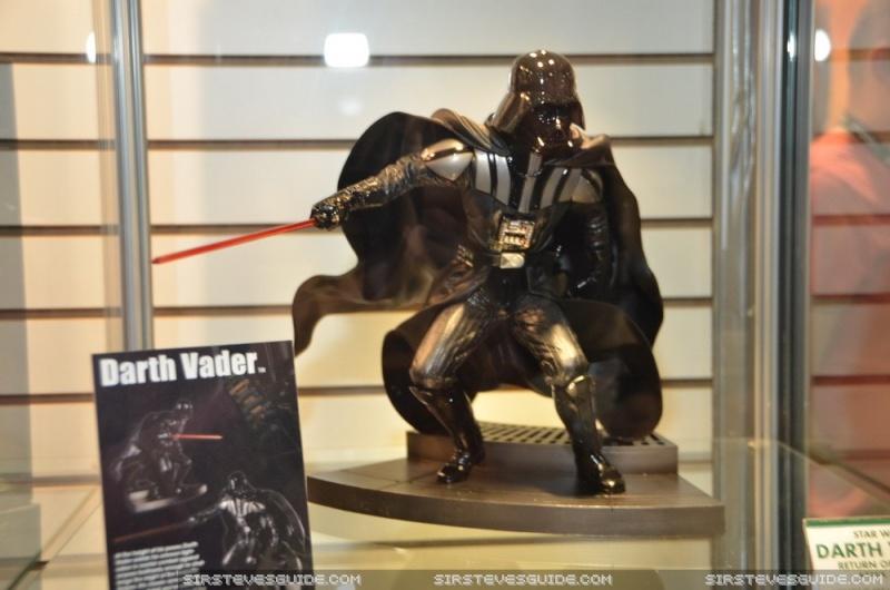 Kotobukiya - Darth Vader Return of Jedi ArtFX Statue Toy_1512