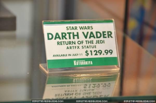 Kotobukiya - Darth Vader Return of Jedi ArtFX Statue Toy_1515