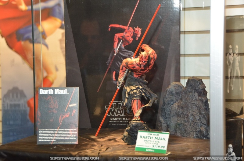 Kotobukiya - Darth Maul - Exclusive Reveal Toy_1519