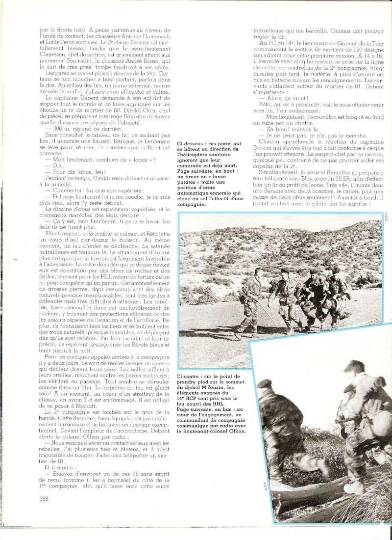 Le 14e RCP en Algérie  Numar126