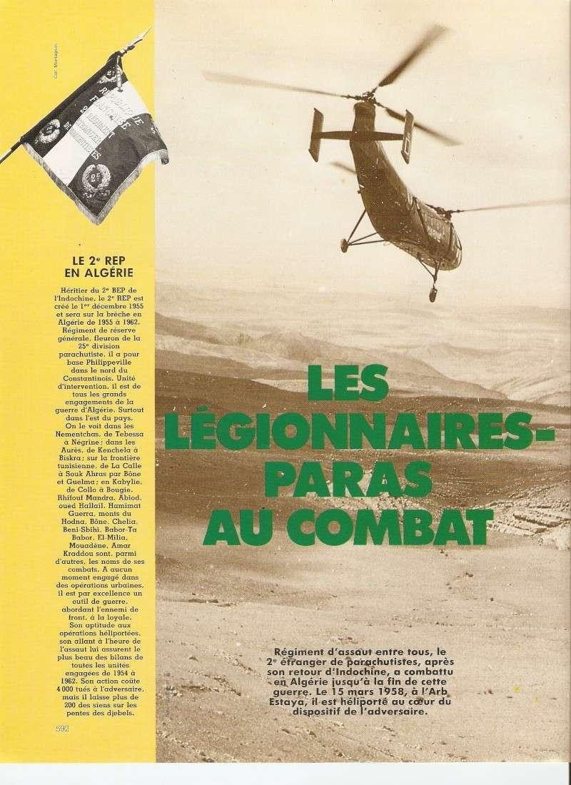 Les Légionnaires Paras au combat Numar138