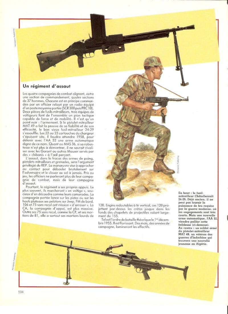 Les Légionnaires Paras au combat Numar140