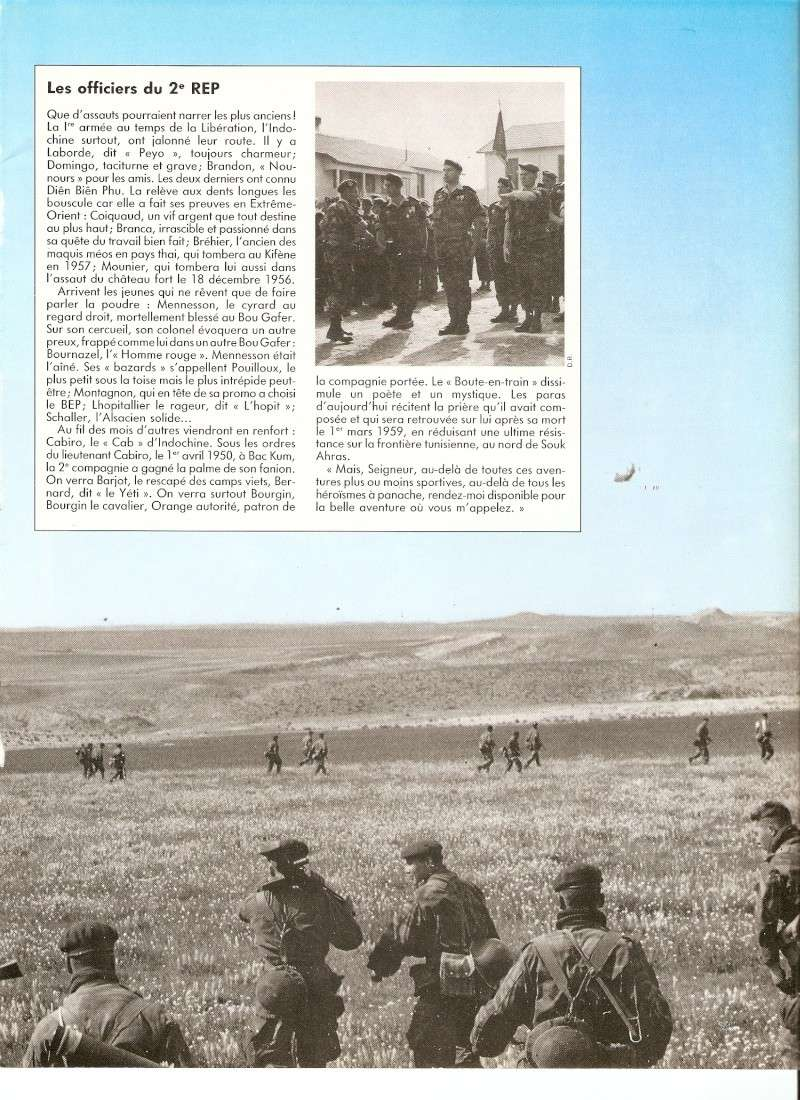 Les Légionnaires Paras au combat Numar143