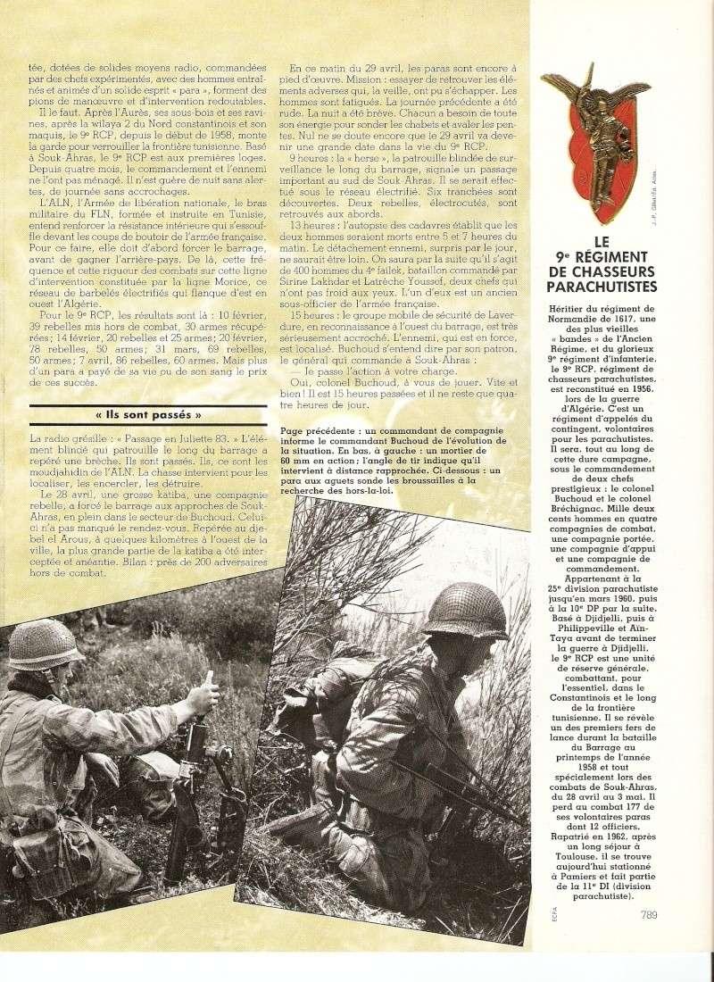 SOUK-AHRAS: Les Paras du 9e RCP vengent leurs morts. Numar148