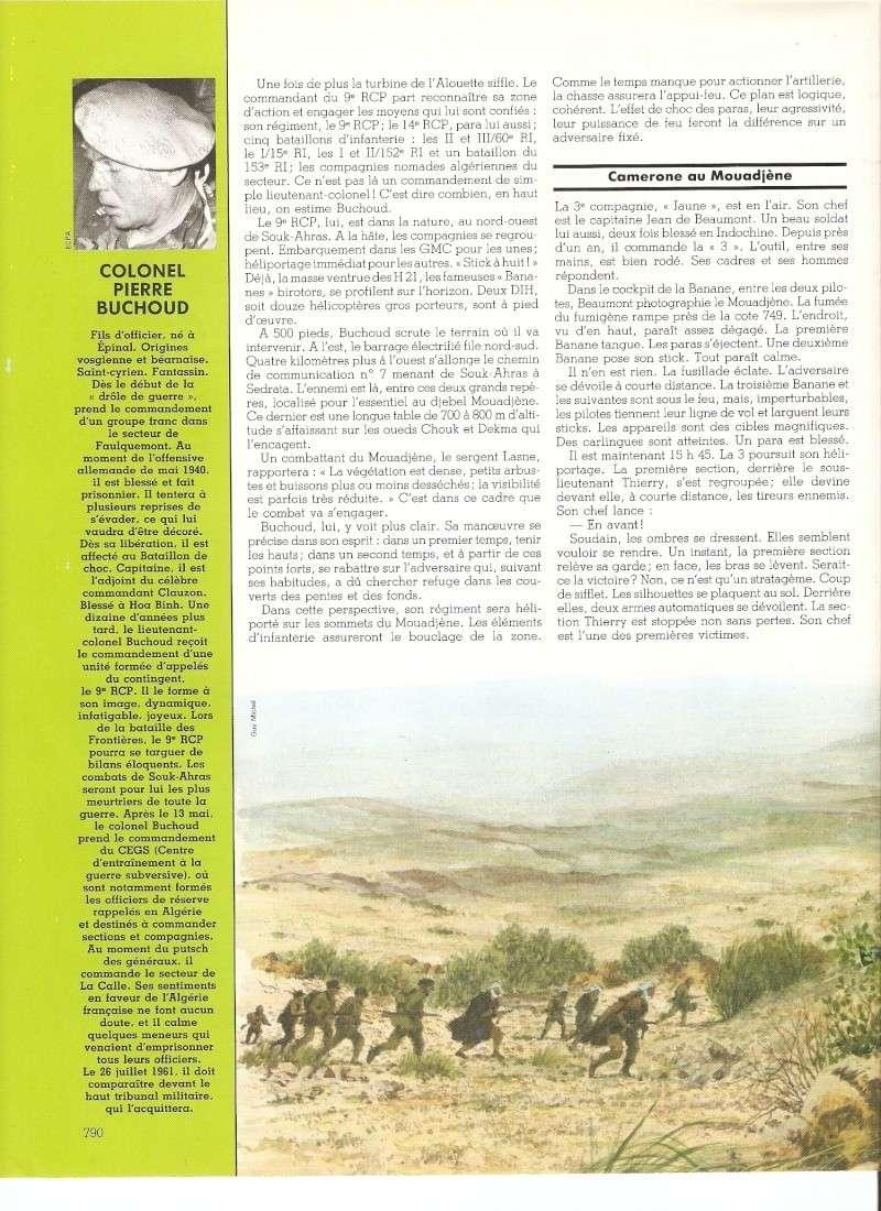 SOUK-AHRAS: Les Paras du 9e RCP vengent leurs morts. Numar149