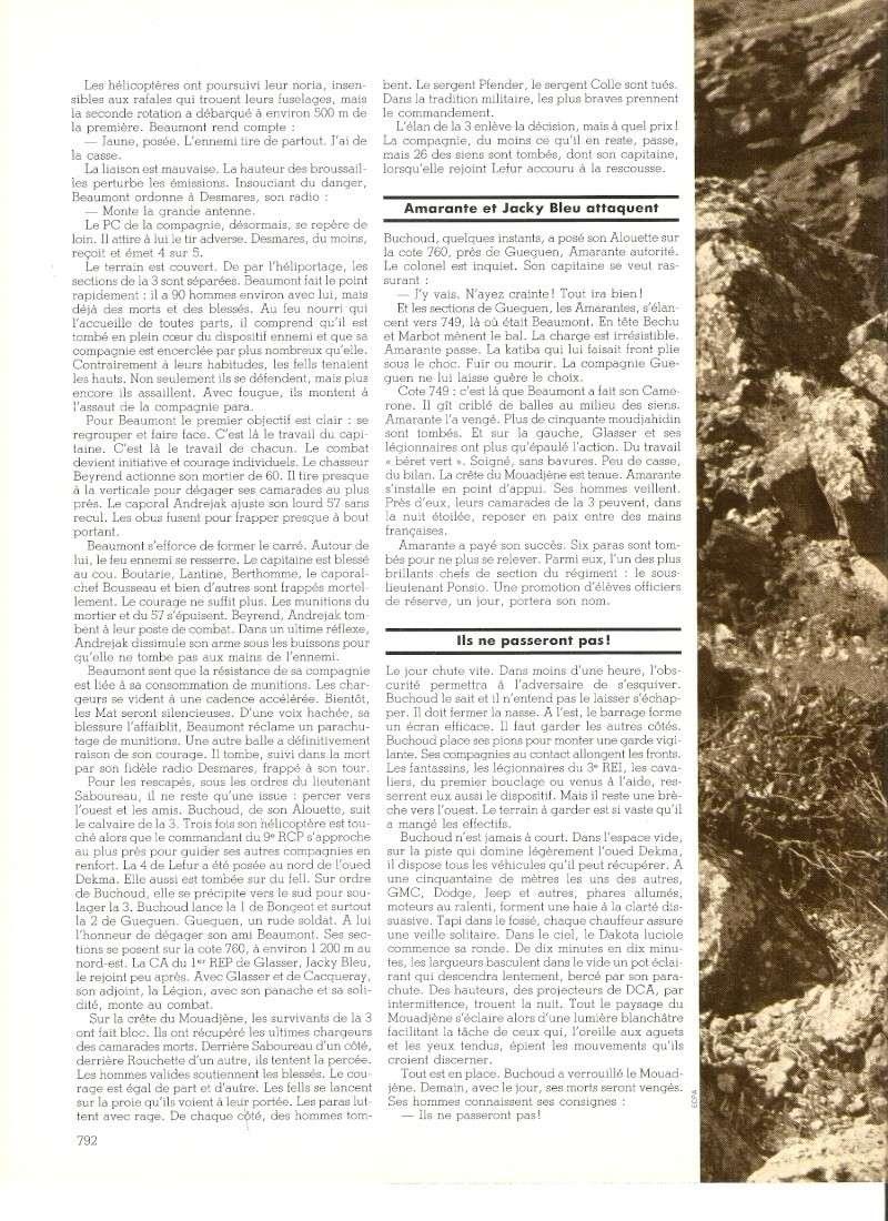 SOUK-AHRAS: Les Paras du 9e RCP vengent leurs morts. Numar151