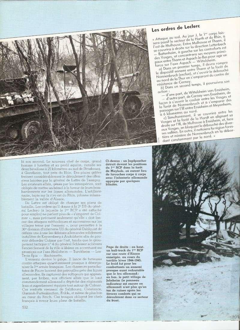 commémoration bataille des Vosges 1945 1er RCP Numari63