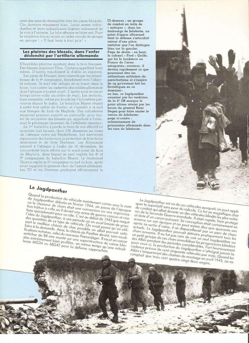 commémoration bataille des Vosges 1945 1er RCP Numari67
