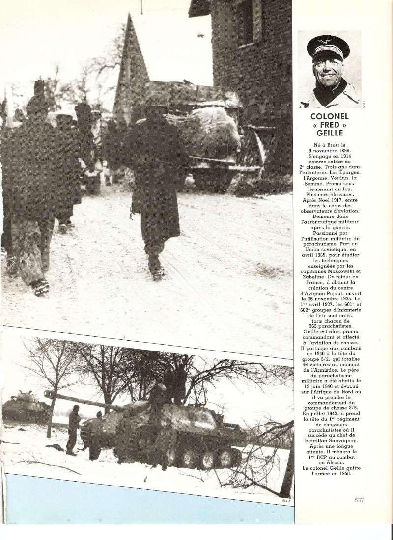 commémoration bataille des Vosges 1945 1er RCP Numari68