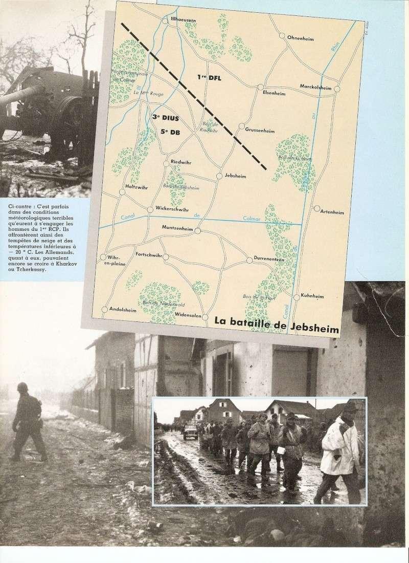 commémoration bataille des Vosges 1945 1er RCP Numari70