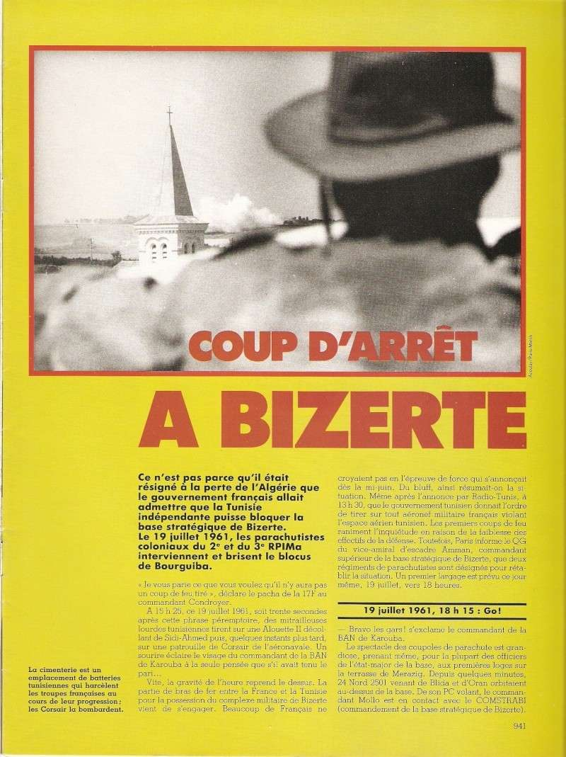 Coup d'arrêt à BIZERTE Numari72