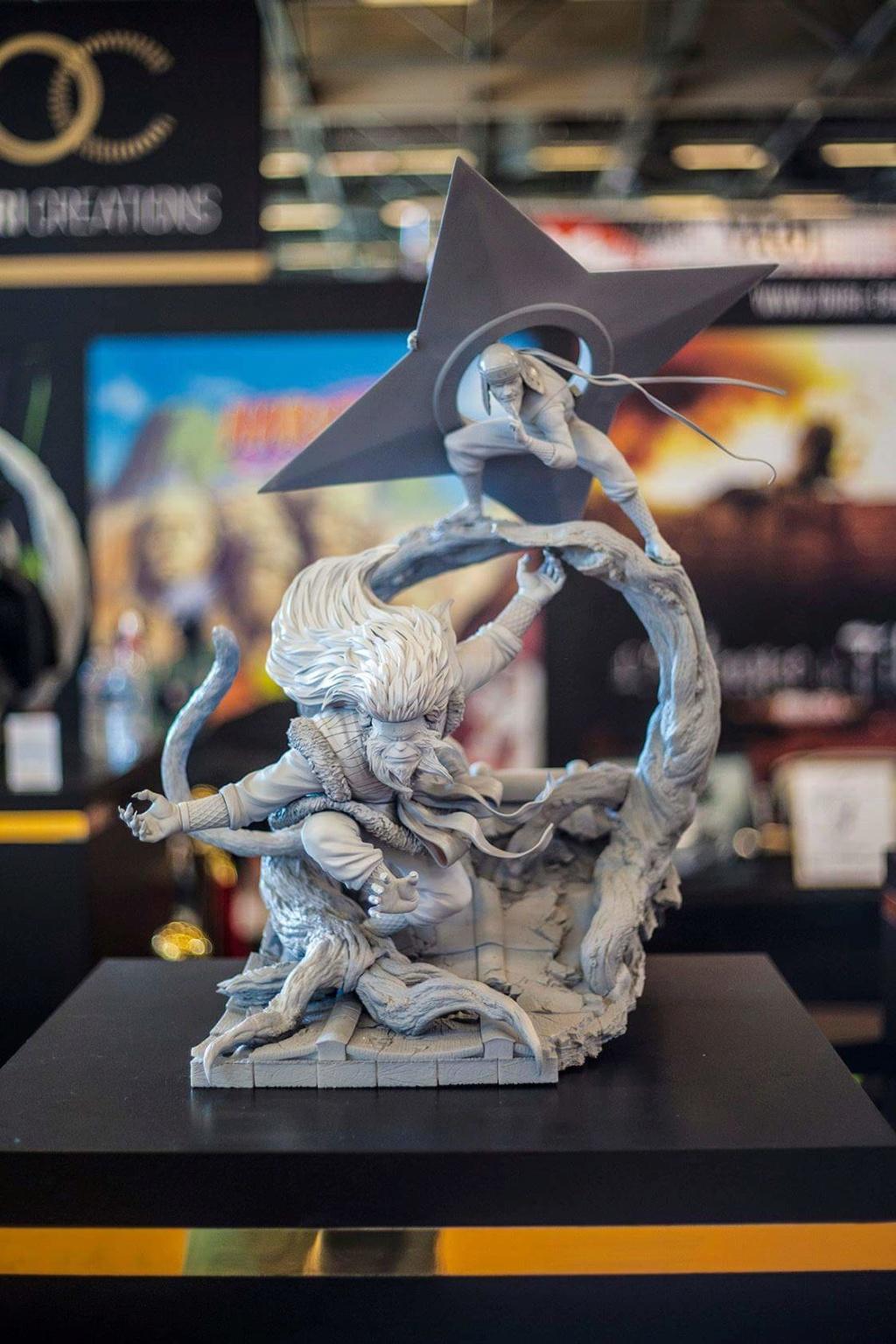 Oniri Creations : Naruto Hiruzen Sarutobi 36652510