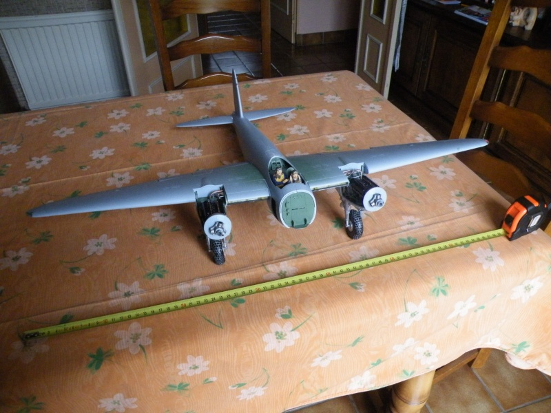 Mosquito 1/24 Airfix Boran_41