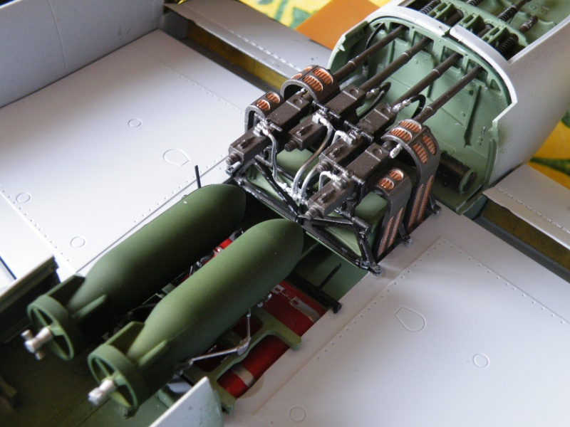 Mosquito 1/24 Airfix - Page 2 Montag18